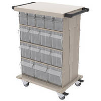 storage, transport cart, Akro-Mils